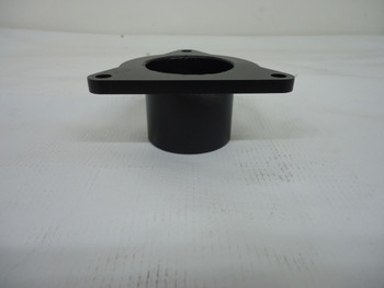 Steel Mounting Flange With Tube For Vortech Mondo Bypass Valve