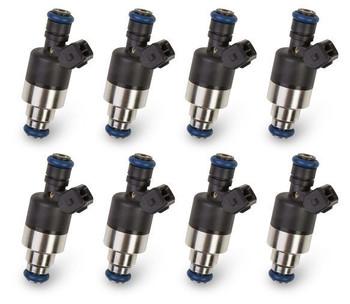 522-428 Holley EFI Fuel Injectors, 42 lbs, Set of 8