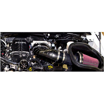 421983 Roush Performance 2015 - 2017 F-150 Phase 1 Supercharger System, 600 HP, Calibrated