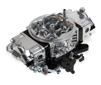 0-67201BK Holley 850 CFM Track Warrior Carburetor, Black