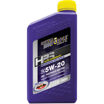 Royal Purple HPS 5W20 Motor Oil (1 qt.)