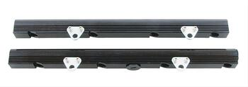 5158000R Trick Flow Specialties Fuel Rails 86-95 5.0L Black