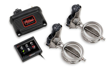71013001-RHKR Hooker BlackHeart Attitude Adjuster EVC Universal Multi-Mode Exhaust Valve Control System