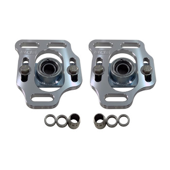 2014-79 UPR 79-89 Ford Mustang Billet Caster Camber Plates