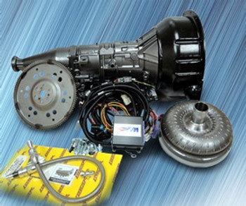 PASS45200 Performance Automatic 4R70W Blue Chip Street Smart System For 5.0L Coyote