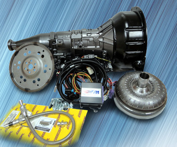 PASS45202 Performance Automatic 4R70W Blue Chip Street Smart System For 3.5L EcoBoost