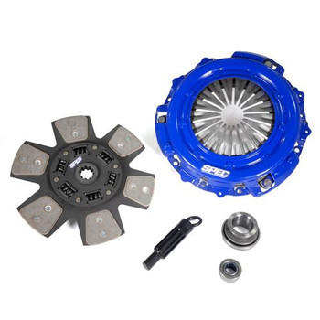 SF483 SPEC Stage 3 Clutch Kit, 10-spline, 1986 - 2001 Mustang V8