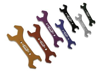 33200G 7-Piece AN Wrench Set, 3AN through 20AN