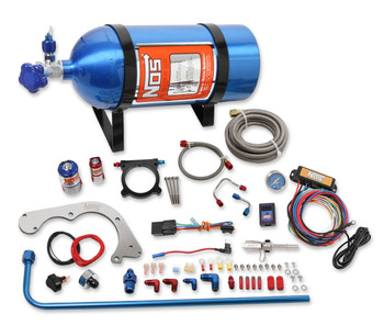 02125NOS Complete Nitrous Kit For 2011-2017 Ford Mustang With The Coyote Engine