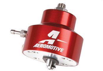 13103 Aeromotive Rail Mount Fuel Pressure Regulator For 1986 - 1993 Mustang V-8