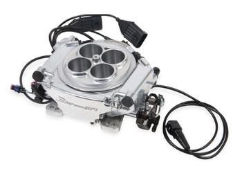 550-510K Holley Sniper EFI Self Tuning Master Kit, Shiny Finish