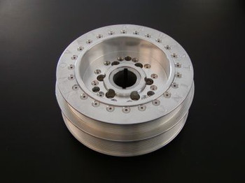826 Innovators West Shelby GT500 5.4L / 5.8L Mod Motor Harmonic Balancer  Std. Dia. Pulley