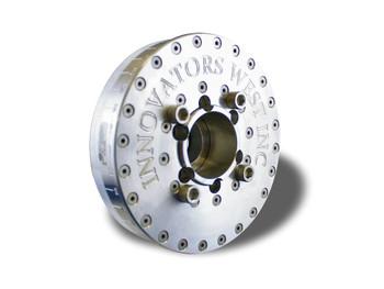 204x28 Innovators West 6.5 Inch Small Block Ford Harmonic Balancer 28 oz External Balance