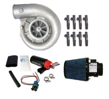 Anderson/Vortech V3 Si-Trim Supercharger Tuner Kit Fuel and MAF Upgrade with a FREE Power Pipe®. Fits 86-93 Mustang