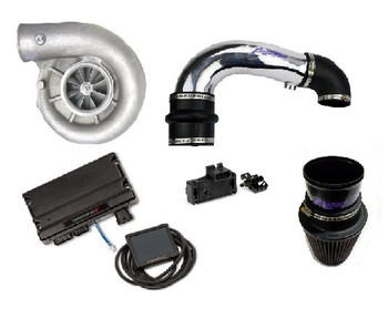 Anderson-Vortech Stage II Si-Trim Supercharger Kit. Fits 86-93 5.0L Mustang
