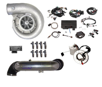 Anderson-Vortech Stage II V3 Si-Trim Kit. Fits 00-04 GT Mustang