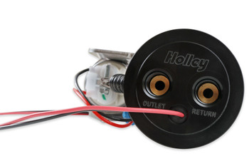 12-347 Holley Sniper 525 LPH Fuel Pump Module 86-97 Mustang 5.0L/4.6L
