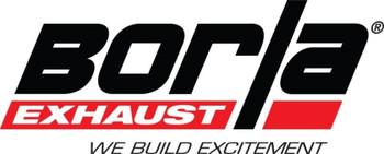 Borla ATAK Cat-Back Systems 2020 GT500 w/ Black Chrome Tips