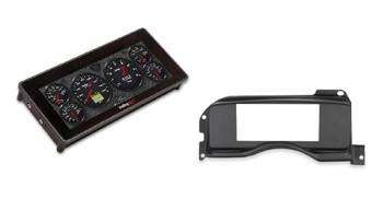 Holley Digital Dash Kit 87-93 Mustang