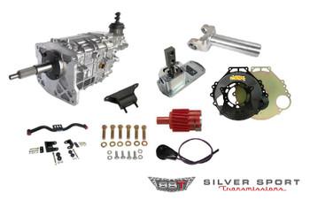 Silver Sport Transmissions TKX Transmission Swap Kit 86-93
