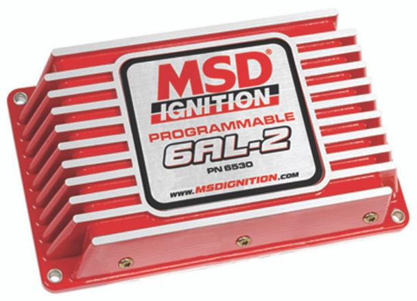 6530 MSD Programmable Digital 6AL-2 Ignition Boxes