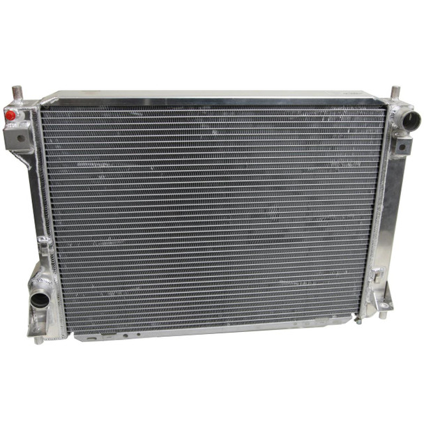 AFCO Direct Fit High Performance Aluminum Radiator, Satin Finish, 05-09