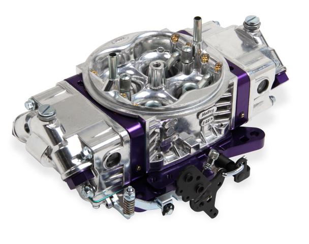 0-67201PL Holley 850 CFM Track Warrior Carburetor, Purple