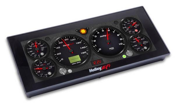 """553-111 Holley EFI 12.3"""" Pro Dash"""