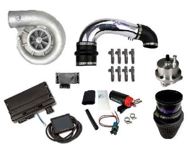 Anderson-Vortech Stage III Si-Trim Supercharger Kit. Fits 86-93 5.0L Mustang