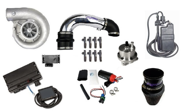 Anderson-Vortech Stage IV Si-Trim Supercharger Kit. Fits 86-93 5.0L Mustang