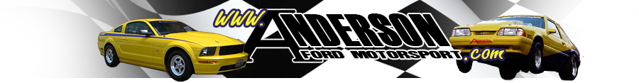 Anderson Ford Motorsport