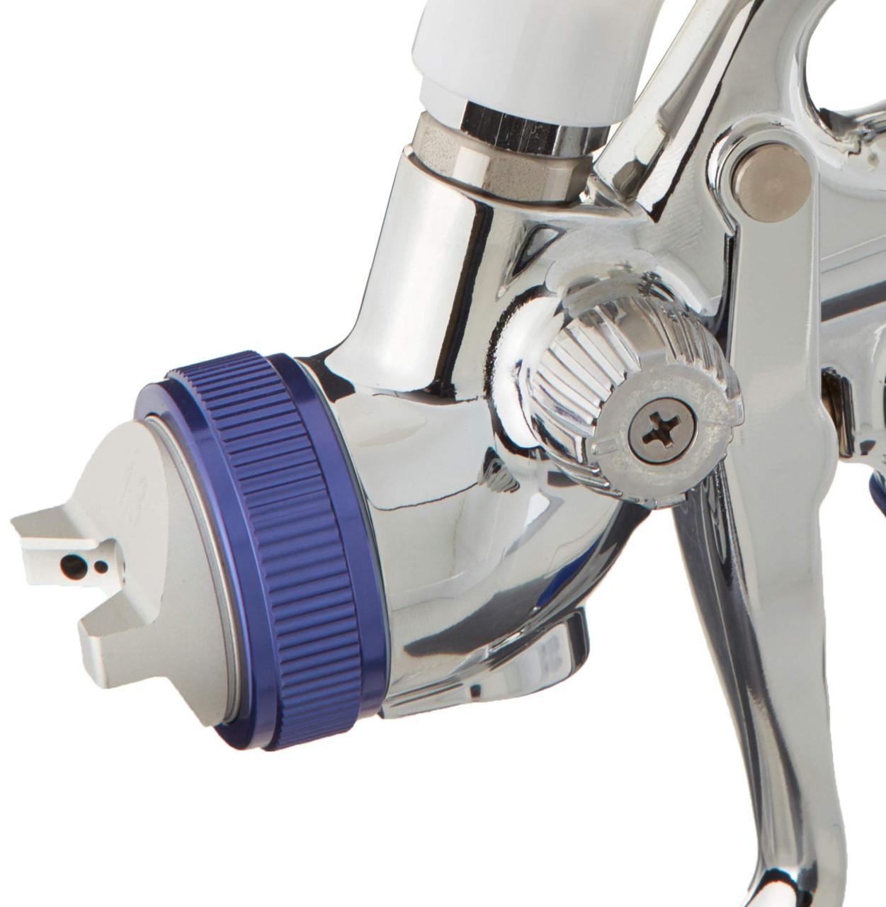 Fuji Spray 2895-T75G Q5 Platinum Quiet HVLP Spray System + Accessories