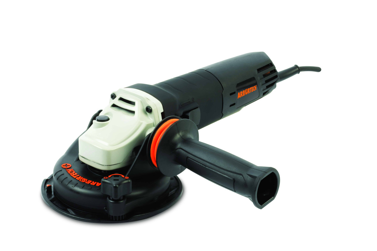 Arbortech Power Carving Unit   Variable Speed Angle Grinder   PWC.FG.900.20