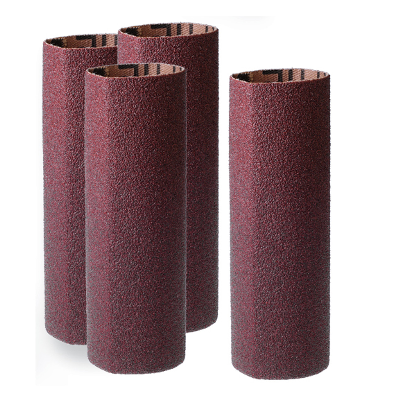 King Arthur's Tools 11372 Guinevere Long Drum Sander Sleeves - Assorted 4 Pack