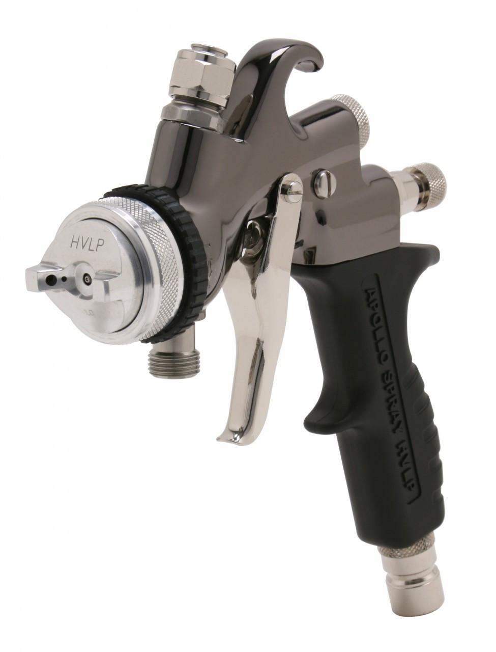 "Apollo Sprayers HVLP 7500 / 7700 Series ""D"" High Solids (HS) Air Cap for 2.5mm Needle/Nozzle"