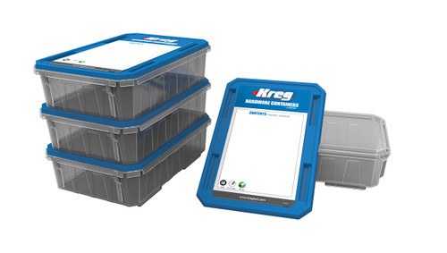 Kreg Tool Company KSS-L Hardware Container, Large