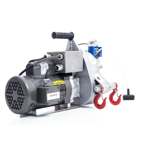 Portable Winch AC ELECTRIC PULLING/LIFTING WINCH 60HZ/120V PULL FORCE: 1808 LBS