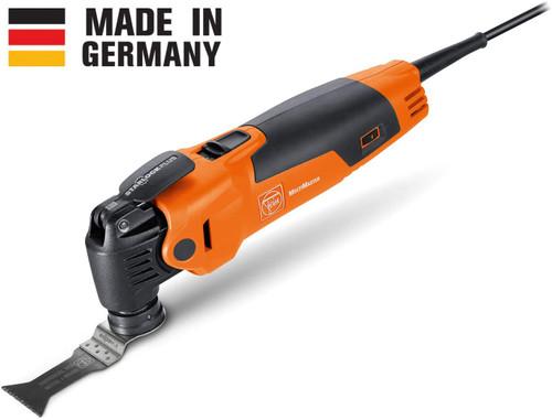 MultiMaster Top FMM350QSL Oscillating Multi-Tool Kit with 2 Bonus Blades