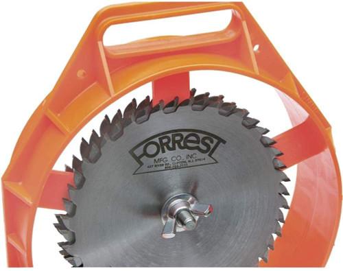 Forrest FJ08243 Finger Joint 4 Piece Set: 8 Inch 24T 5/8 Inch Hole Flat Top
