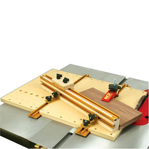 INCRA Build-It System Starter Kit for Woodworking Jigs & Fixtures