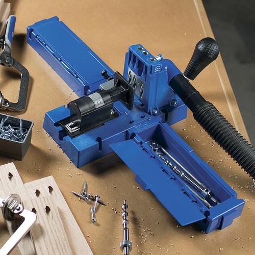 Kreg K5MS Pocket Hole Jig Master System for Woodworking Carpentry DIY Projects