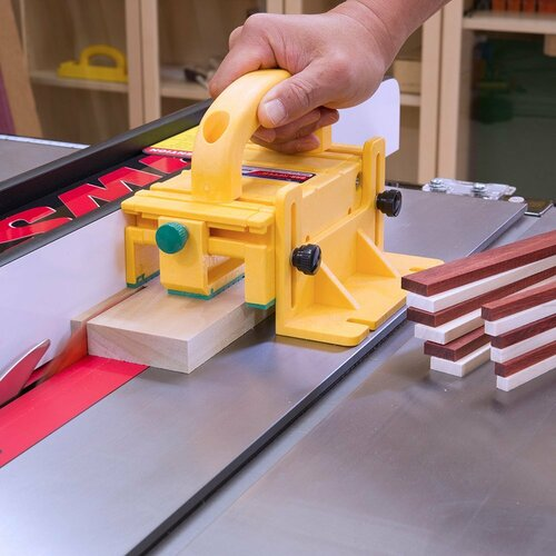 Micro Jig GR-100 GRR-Ripper 3D Pushblock for Table Saw Safety