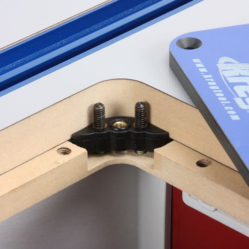 INCRA Clean Sweep Adapter to Attach Clean Sweep to Non-INCRA Router Tables