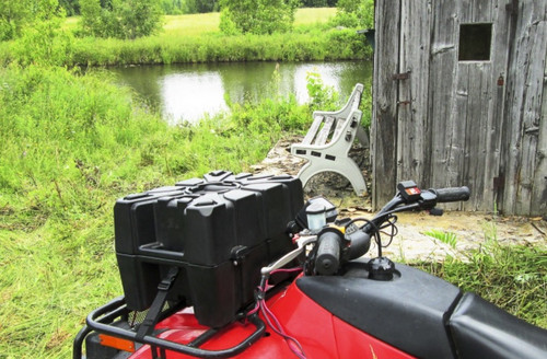 Portable Winch PCA-0102 TRANSPORT CASE W/ MOLDED LOCATIONS FOR WINCH PCW3000