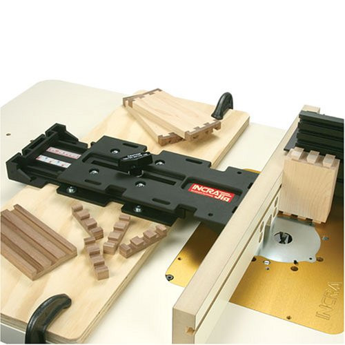 The Original INCRA Jig - Compact, Precision-Indexed Woodworking Jig