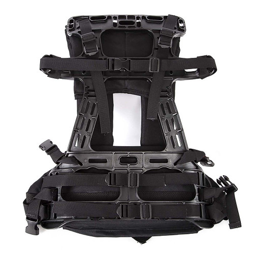 Portable Winch Co. PCA-0104 Molded Backpack Frame for Carry Case, Bag and Carry All Bag