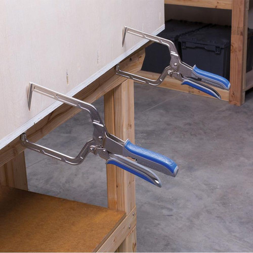 Kreg KHCRA Automaxx Right Angle Clamp for Woodworking Cabinet Assembly
