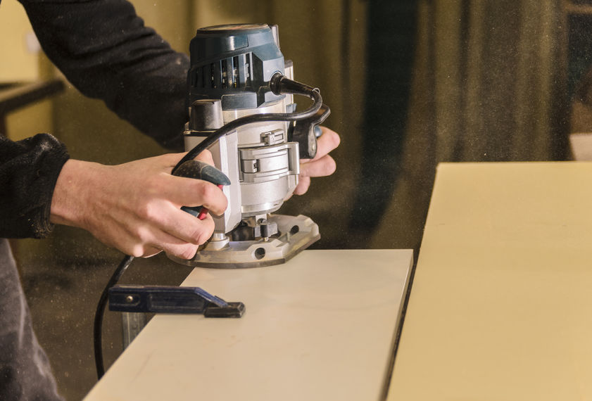 What's a Woodworking Router? How Do You Use One?