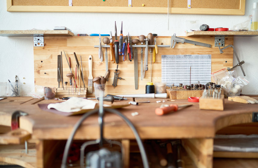 Why an Organized Workspace is a Must