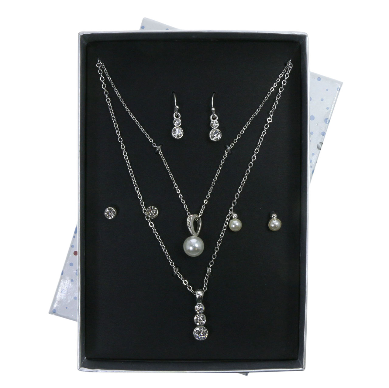 Gift Boxed Necklace & Earring Set GBNE30
